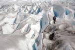 Glaciar perito Moreno, el Calafate.